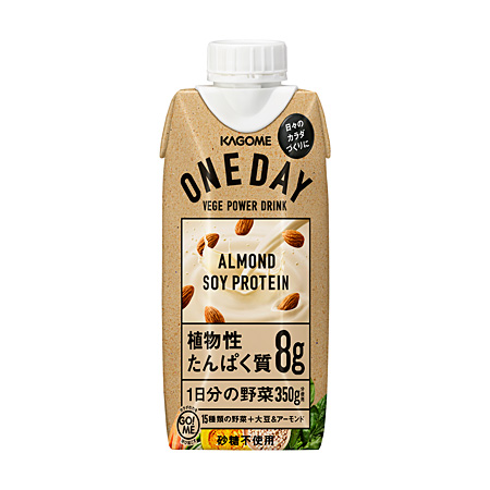ONEDAY ALMOND SOYPROTEIN